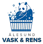 Ålesund Vask og Rens Logo